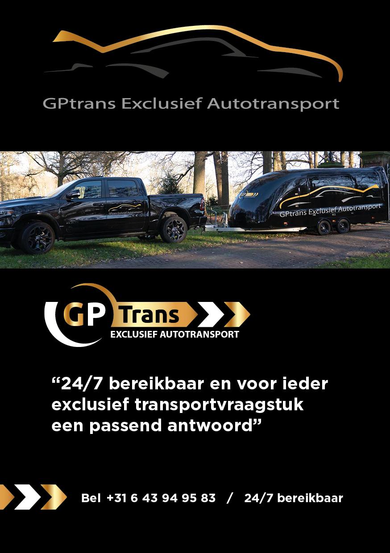 GPtrans Exclusief Autotransport